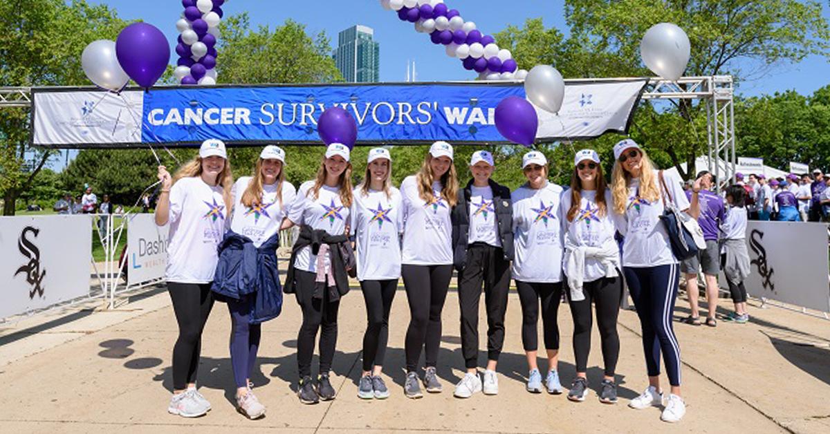 The 2021 Lurie Cancer Center Survivors' Celebration Walk